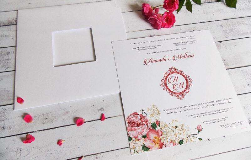 Convites De Casamento Baratos E Originais Blog De Casamento Invicta