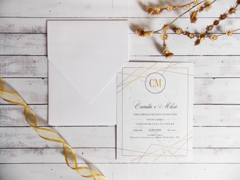 Convites de Casamento Baratos