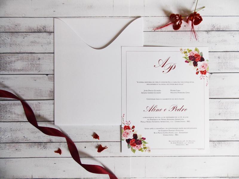 Convite Simples